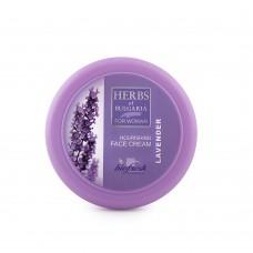 """Κρέμα προσώπου ενυδατική """"Lavender""""  100ml"""