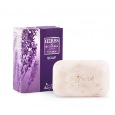 """Σαπούνι  ανδρικό με λεβάντα """"Lavender"""" 100g"""
